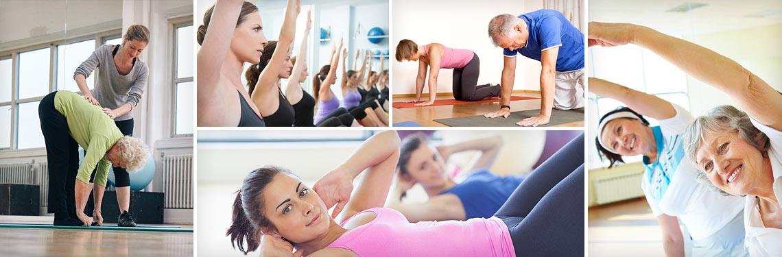 Sonja Porter Pilates Classes in Norfolk